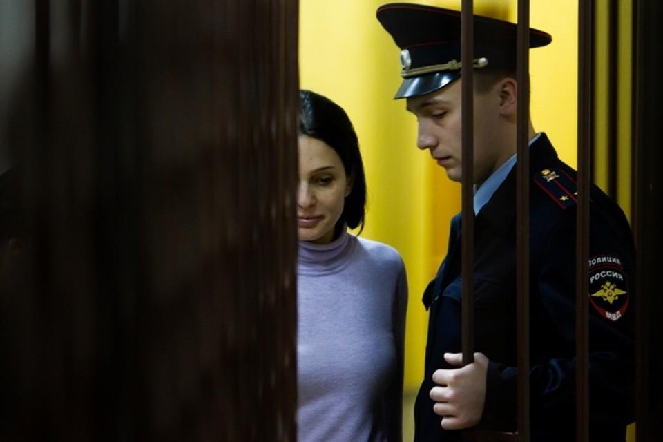 Елена Белая проведет за решеткой два месяца.