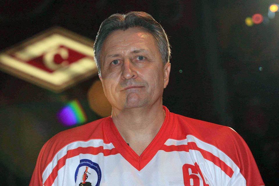 Заслуженный мастер спорта СССР Александр Якушев