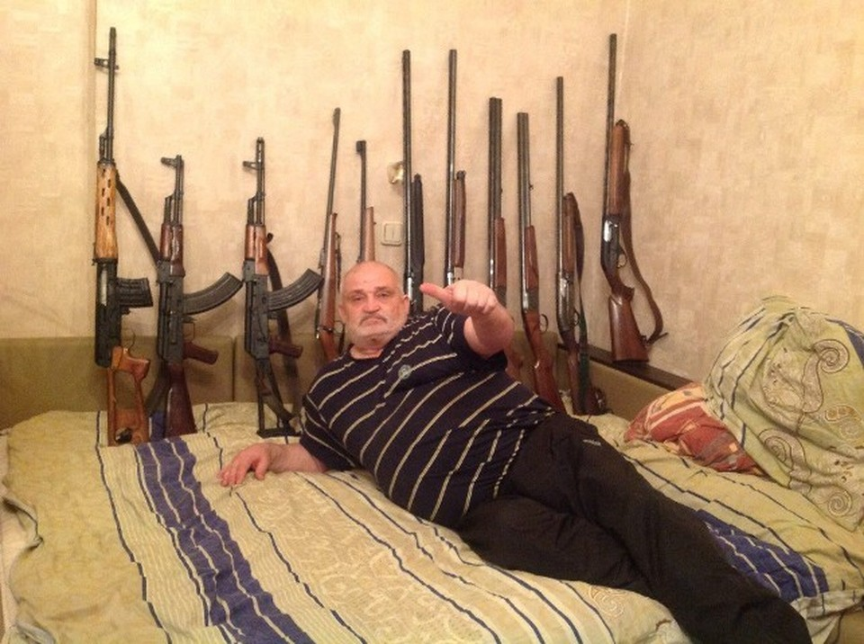 В Югре убили бизнесмена, который жестоко обращался со своими «рабами». Фото из личного архива Владимира Теплова в соцсети ОК