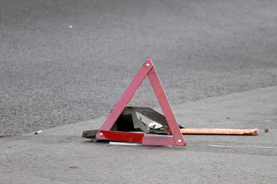 Несчастный случай произошел на улице Шевченко