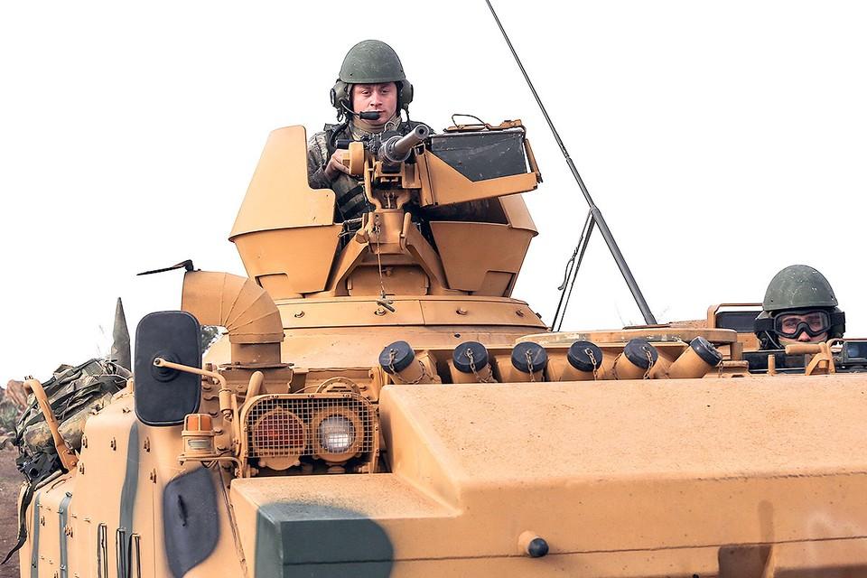 Возможное появление турецкой военной базы в Азербайджане Россией не может восприниматься иначе, как расширение блока НАТО.