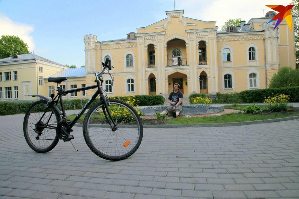 В окрестностях Минска, куда можно добраться на велосипеде, есть что посмотреть. Фото: личный архив