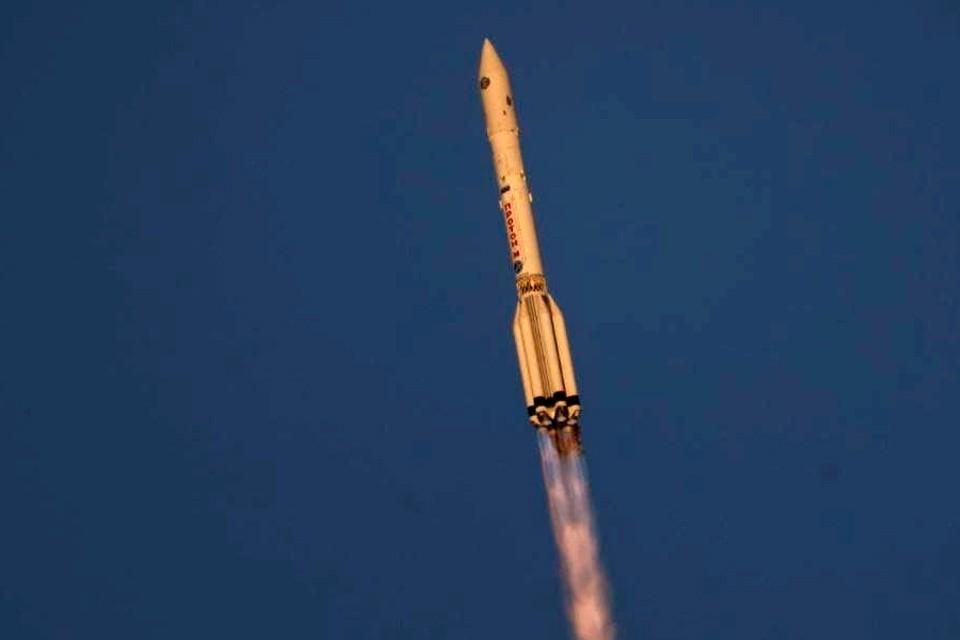 """Запуск ракеты-носителя """"Протон-М"""" с многофункциональным лабораторным модулем """"Наука"""""""