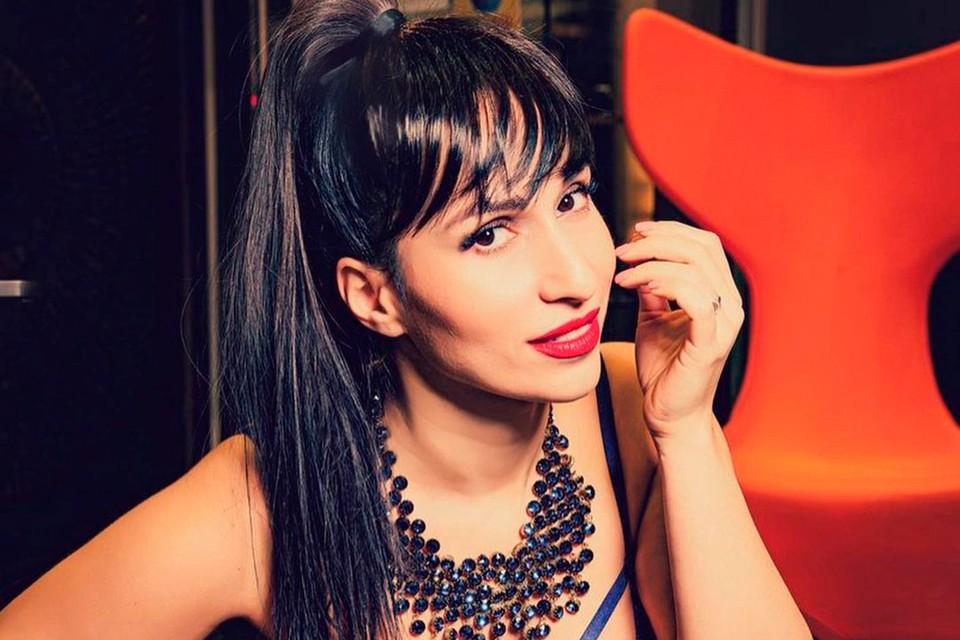 Оперная певица Светлана Касьян