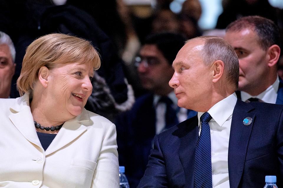"""Немецкий журналист расскажет о том, как пытались """"разрулить"""" украинский кризис Меркель и Путин."""