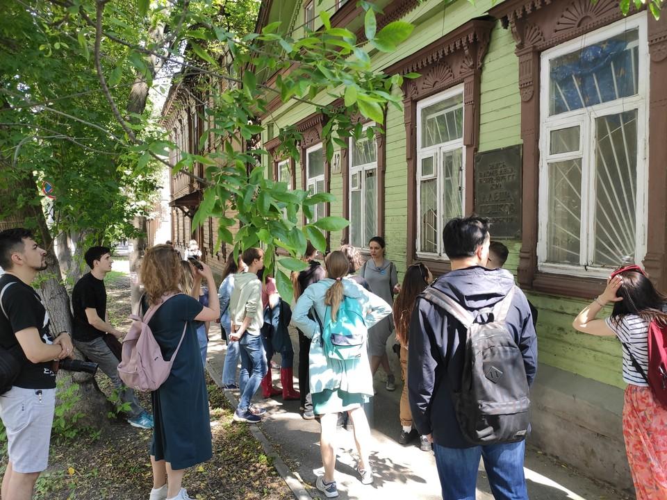 Фестиваль городских экспедиций стартовал в Нижнем Новгороде 1 сентября. ФОТО: туристический центр Visit Nizhny