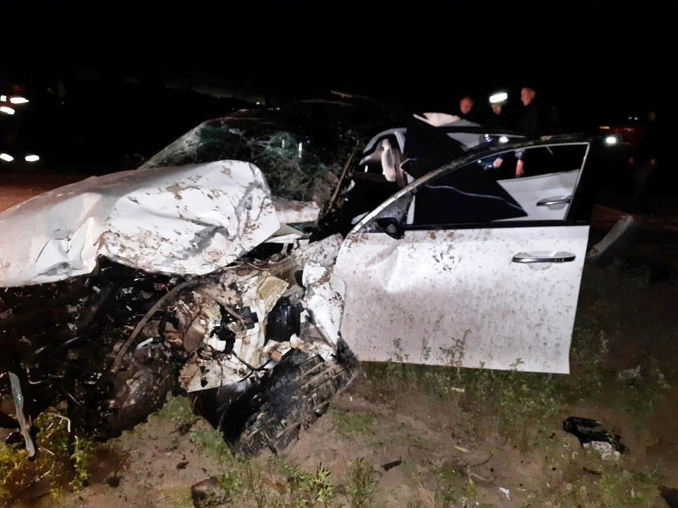 В Югре два человека погибли в аварии и четыре получили травмы Фото: УГИБДД России по ХМАО-Югре