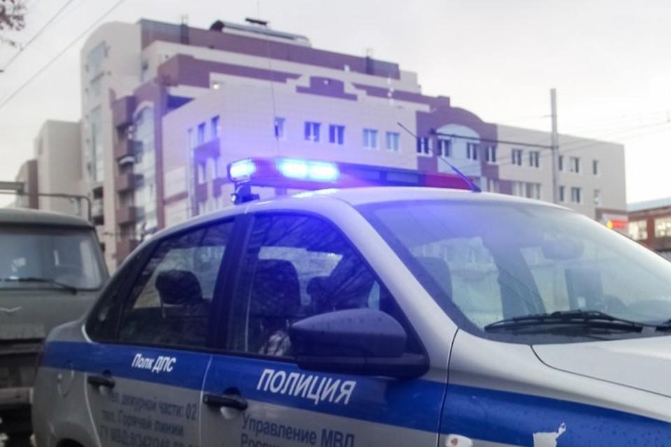 ДТП произошло на улице Куйбышева.