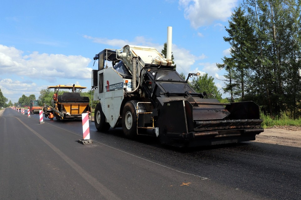 В Тверской области в перечень ремонтных работ на 2021 год дополнительно вошли шесть дорог.