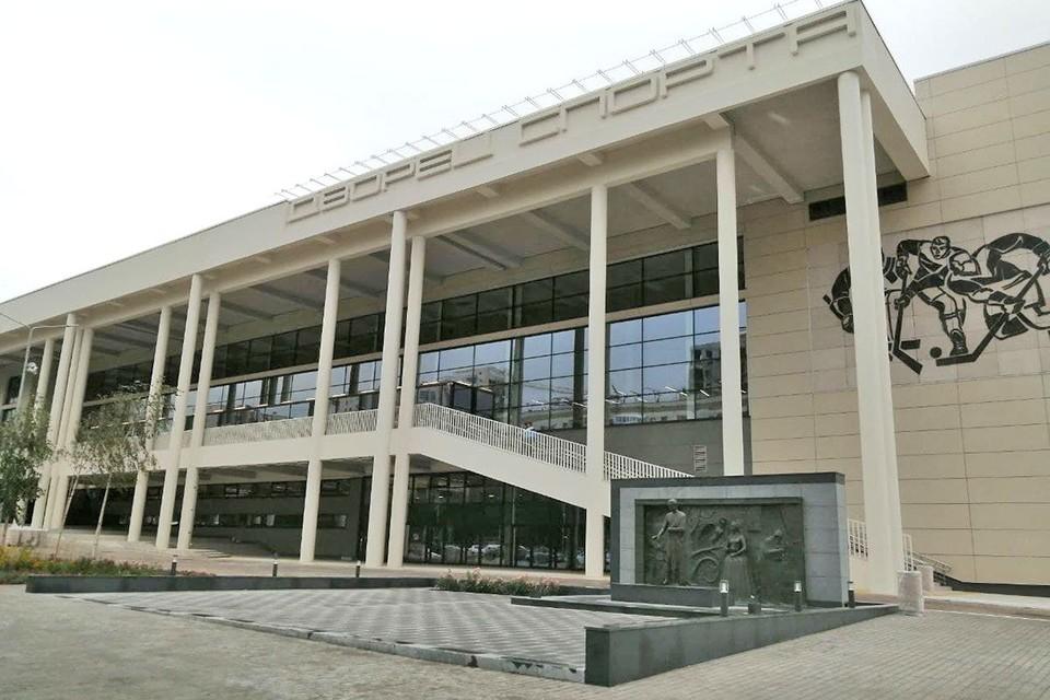 Дворец спорта в Самаре откроется 15 сентября.