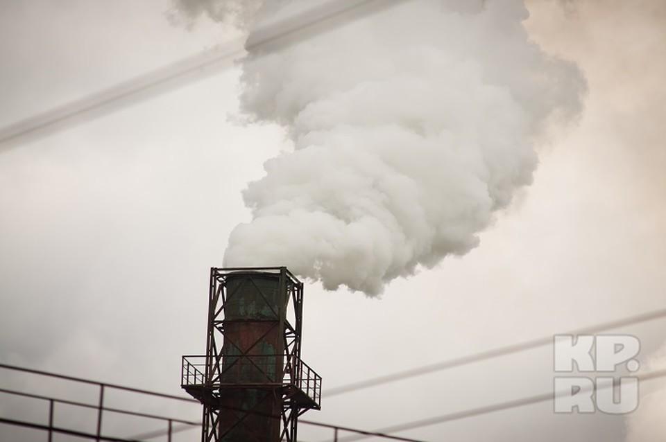 При этом есть и те предприятия, которые сократили загрязнения