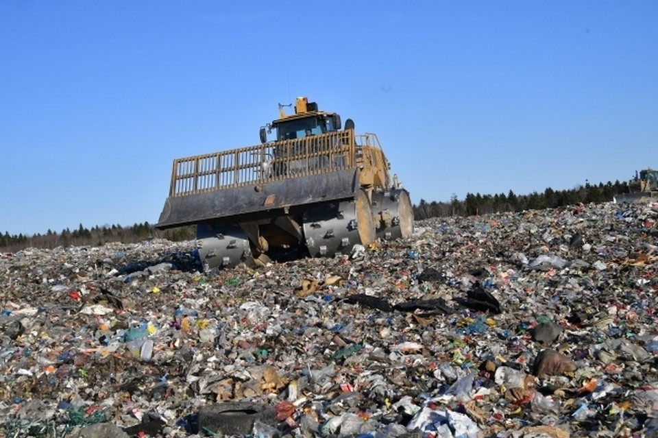 В Раздольненском сельсовете может появиться новый мусорный полигон.