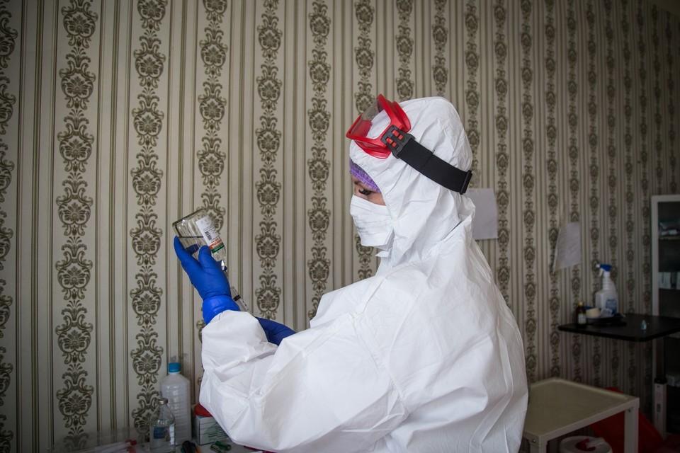 Крымчане продолжают заражаться и болеть коронавирусом. Фото: Архив КП.