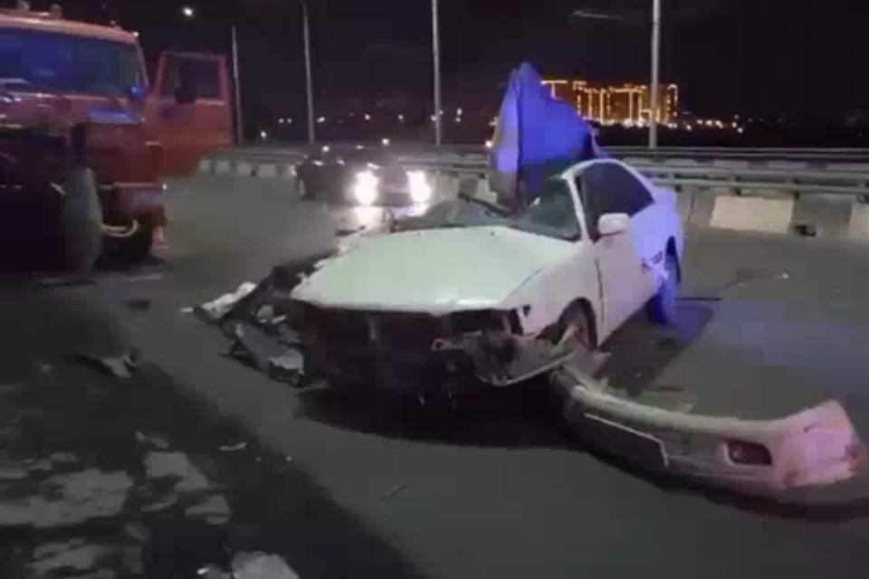 Иркутянин после дрифта на парковке ЯркоМолла погиб в ДТП, уходя от полицейской погони