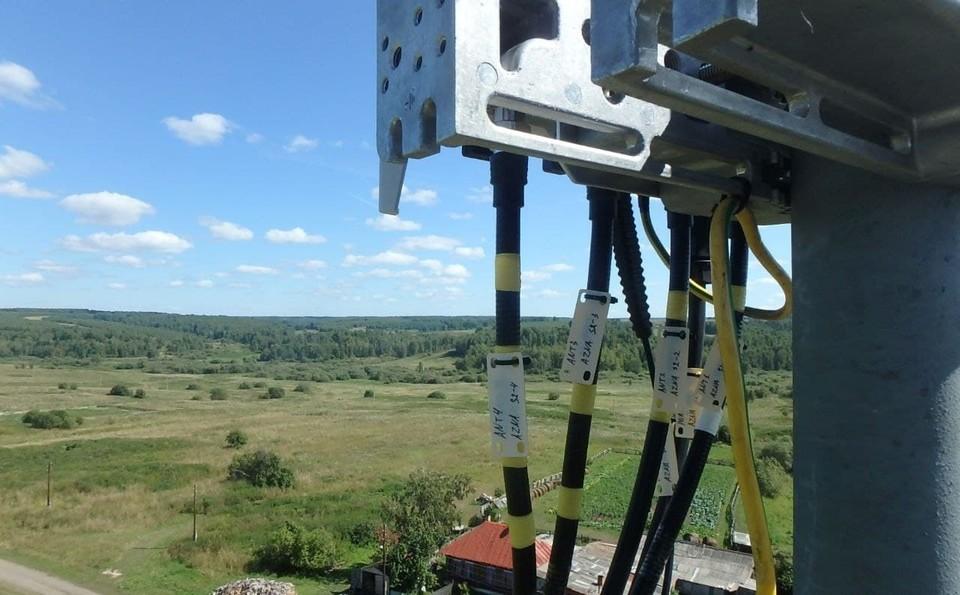 В двух отдаленных поселках Кузбасса стали доступны высокоскоростной интернет и мобильная связь. Фото: АПК.