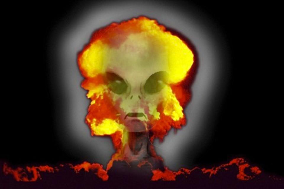 Американцы собирались применить против инопланетян атомную бомбу в Антарктиде?