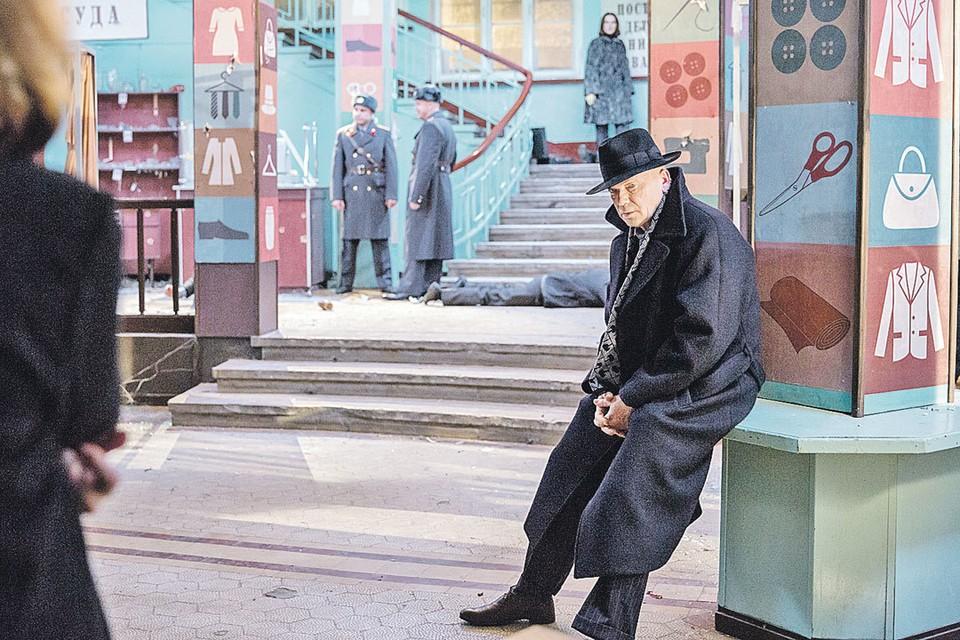Сыщик Черкасов подустал: четвертый сезон без продыху... Фото: Анна МИТРОХИНА