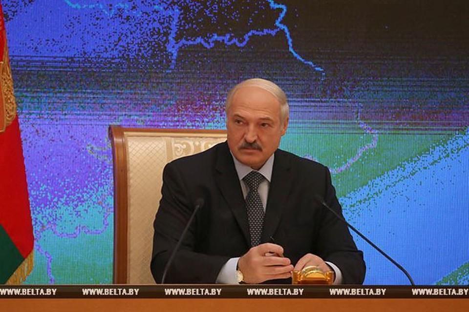 Лукашенко: Гаджеты, айфоны, плафоны и прочее – это будет приносить богатство в будущем. ФОТО: БелТА