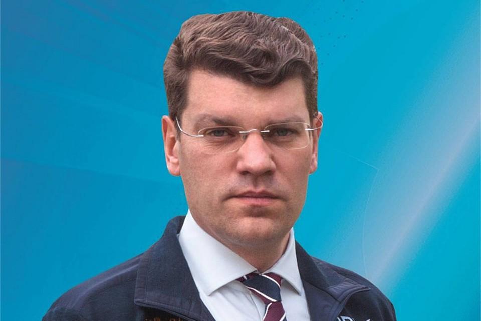 Депутат Государственной Думы Кравченко Денис Борисович.